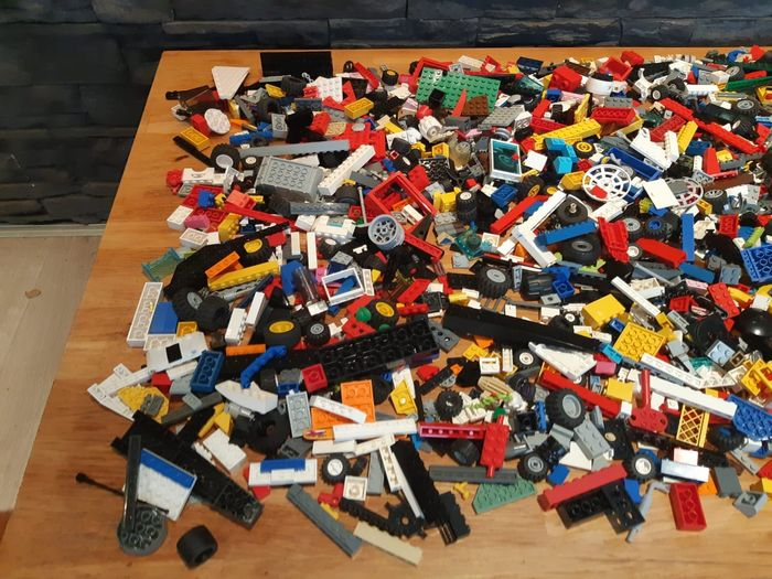 Image 2 of LEGO - Assorti - 3.5 KG - Loose parts