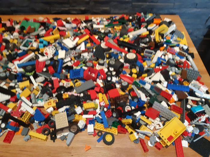 Image 3 of LEGO - Assorti - 3.5 KG - Loose parts