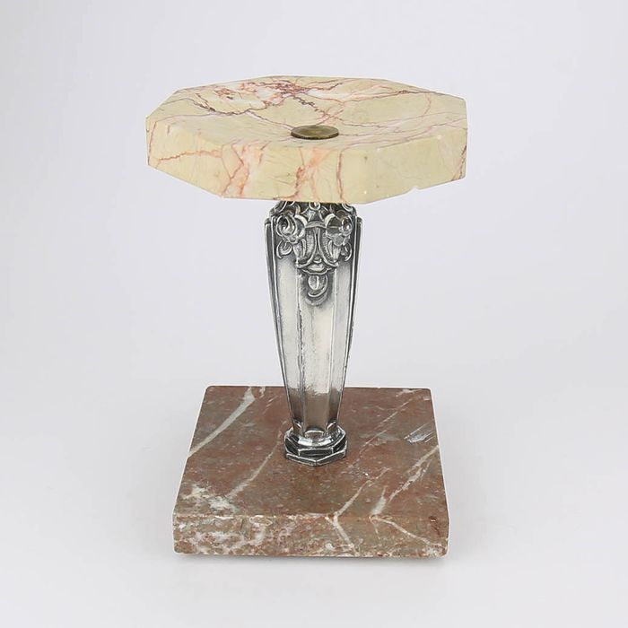 "Preview of the first image of French - Art Deco ""vide poche"" tazza, ca; 1930."