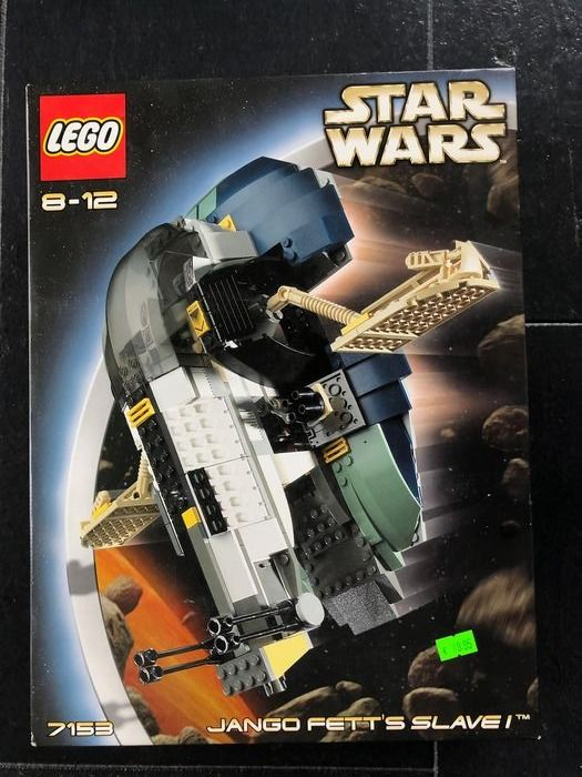 Preview of the first image of LEGO - Spaceship 7153.