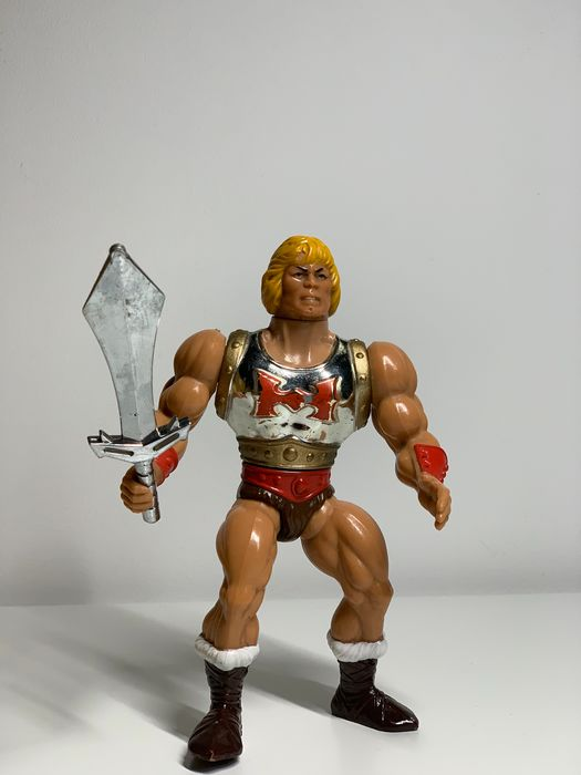 Preview of the first image of Mattel - He- Man Masters of the universe - Figure - 1880-1889.
