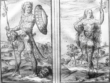 Preview of the first image of John Speed - History of Great Britaine - 1650.