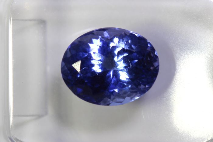 No Reserve Price - Tanzanite - 3.00 ct