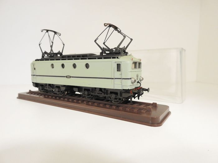 Image 2 of Rivarossi H0 - 1670 - Electric locomotive - Turquoise 1116 - NS