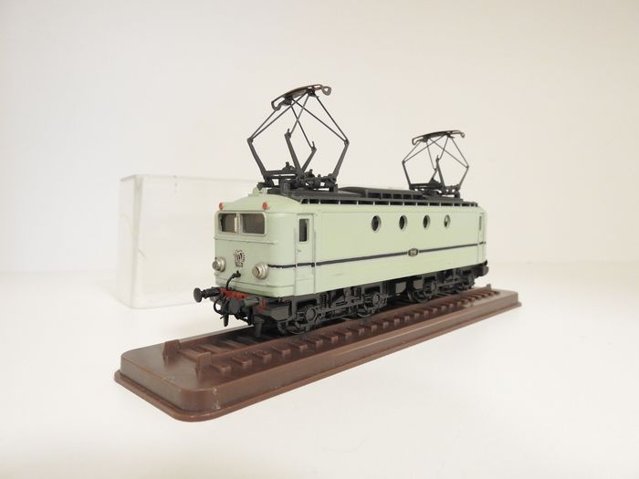 Image 3 of Rivarossi H0 - 1670 - Electric locomotive - Turquoise 1116 - NS