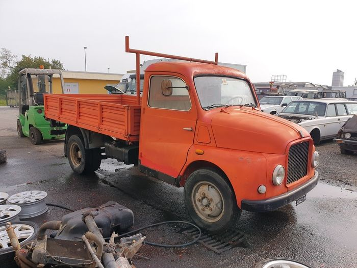 Preview of the first image of Fiat - 615 - 1960.