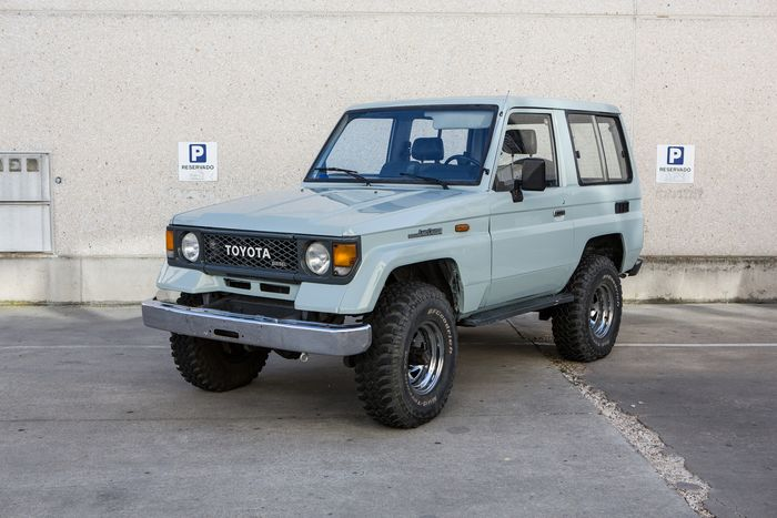 Toyota - Land Cruiser LJ 70 - 1989