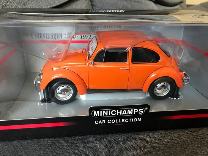 Preview of the first image of MiniChamps - 1:18 - VW Käfer.