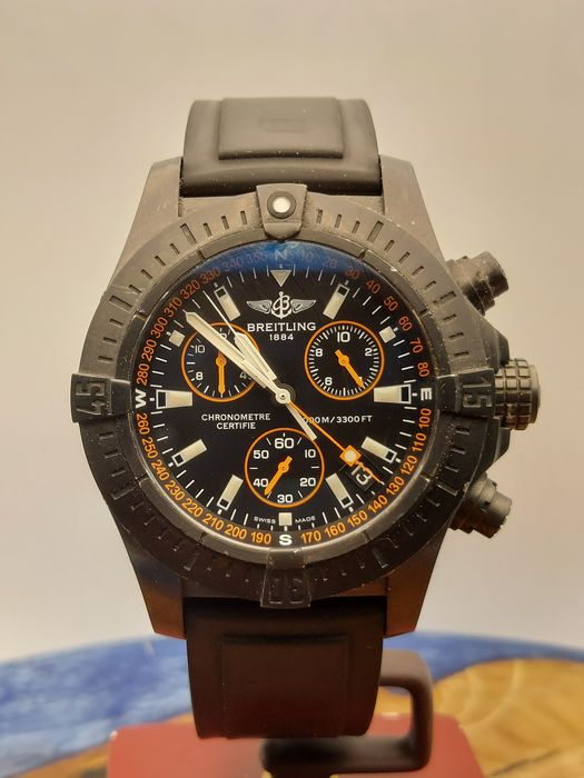 Breitling - Avenger Seawolf - Ref. M73390 - Limited edition - Hombre - 2000 - 2010