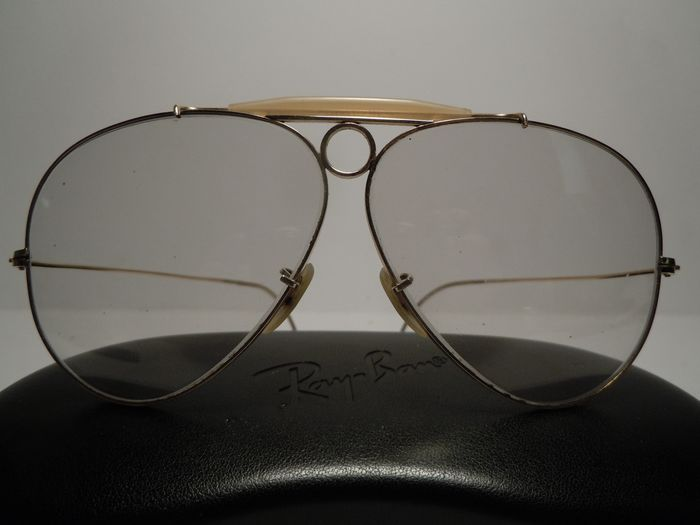 Other brand - Ray Ban 1970's Shooter PhotoSun Changeables Grey - Sonnenbrillen