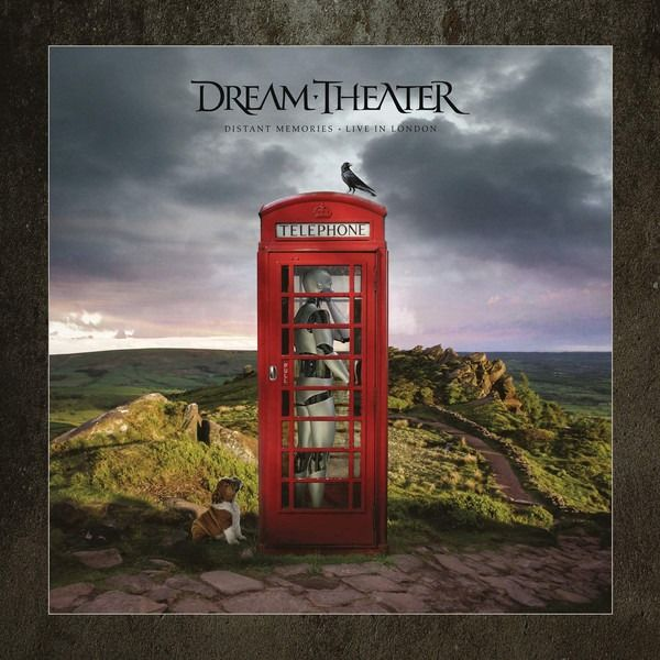 Dream Theater - Distant Memories - Live In London || Limited Edition Deluxe Boxset || Mint&Sealed !!! - Dozen set - 2020/2020