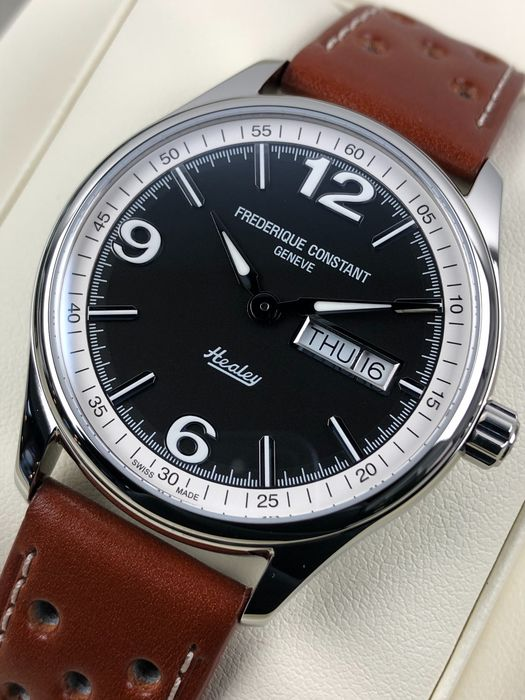 "Frédérique Constant - Vintage Rally Healey Limited Edition - ""NO RESERVE PRICE"" - FC-225HBS5B6 - Mænd - 2011-nu"
