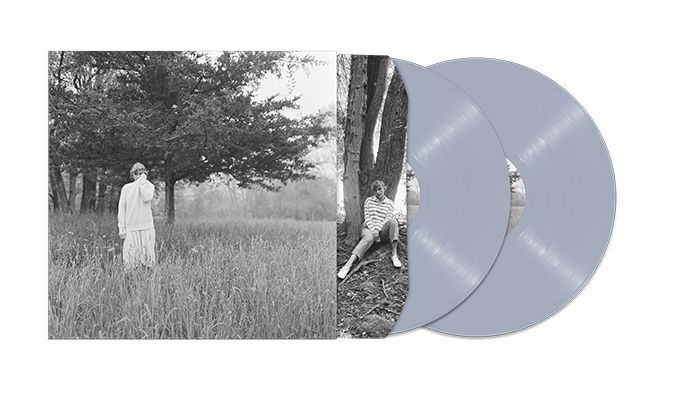 Taylor Swift - Folklore - No.6 'Hide & Seek' Edition - Very Limited - Light Blue Vinyl - 2xLP Album (dubbel album) - 2020/2020