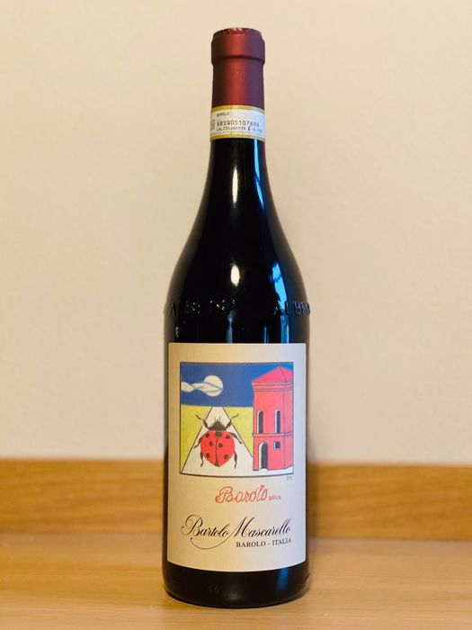 2016 Bartolo Mascarello Artist Label - Barolo - 1 Bottle (0.75L)