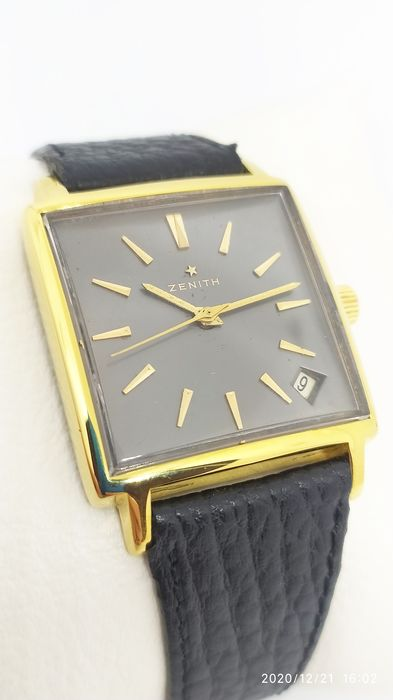 """Zenith - 2542 Cal - """"NO RESERVE PRICE"""" - Homme - 1970-1979"""