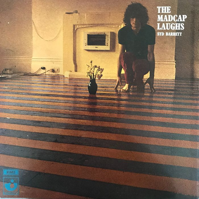 Syd Barrett - The Madcap Laughs [UK Pressing] - LP Album - 1973