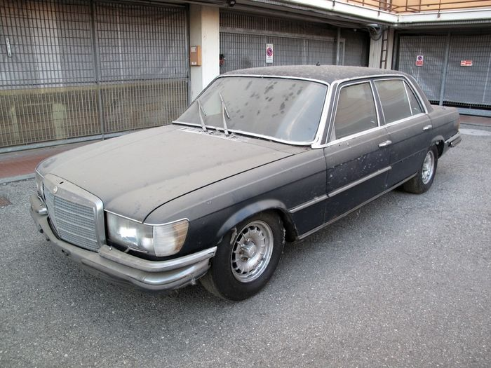 Mercedes-Benz - 450 SEL 6.9 Armored - 1976