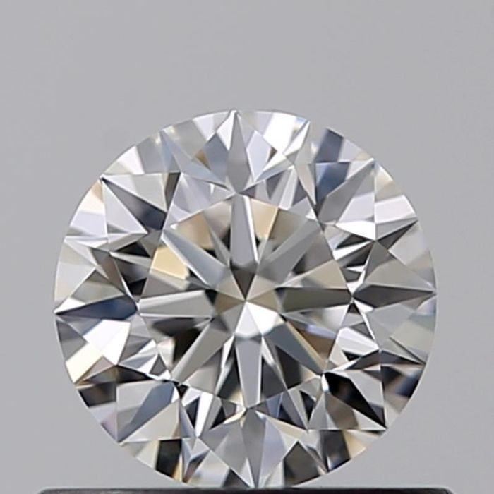 1 pcs Diamant - 0.50 ct - Brillant - D (incolore) - VVS1