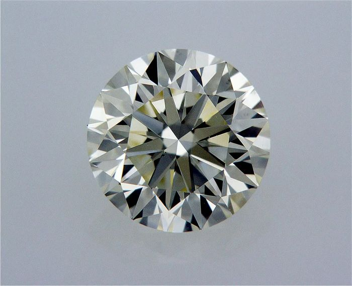 Diamant - 1.00 ct - Rond - N - VS2