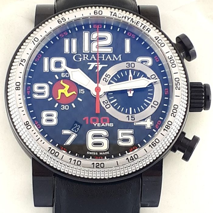 Graham - Limited Edition Silverstone TT 100 Years - 2BLUV - Hombre - 2011 - actualidad