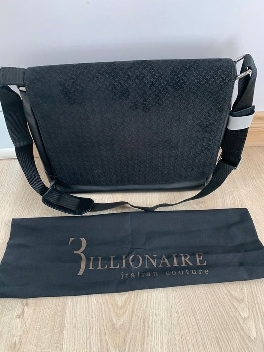 Billionaire Couture - New - Leather - Bag