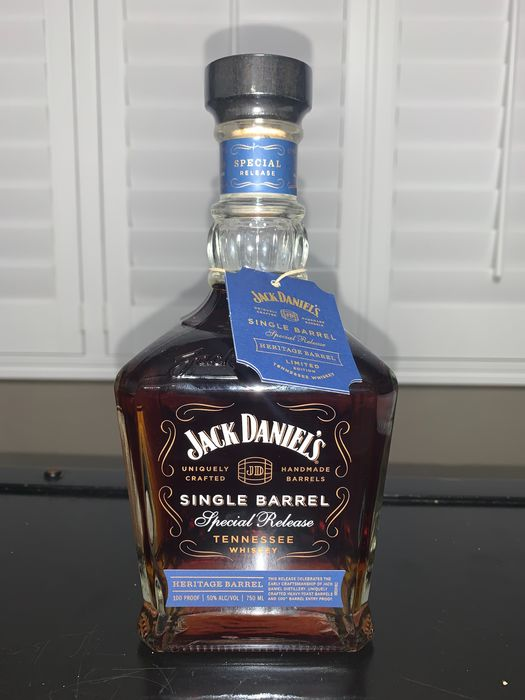 Jack Daniel's Heritage Barrel 2019 - 750ml