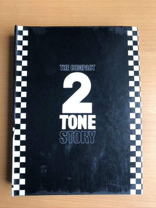 Various Artists/Bands in Ska & Reggae - The compact 2 Tone story - Box Set - Book, CD Box set - 1993/1993