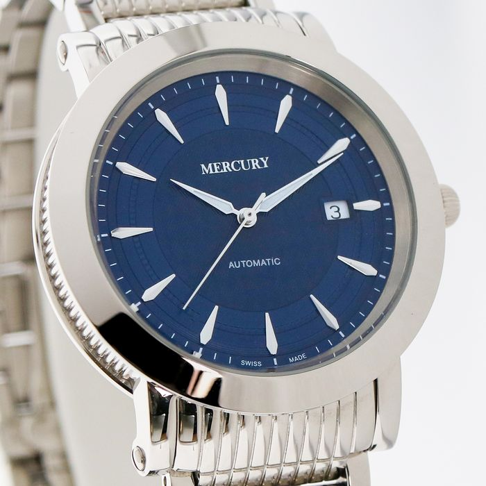 """MERCURY - Automatic - ME305-SS-9 """"NO RESERVE PRICE"""" - Heren - 2011-heden"""