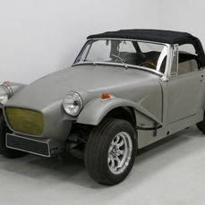 MG - Arkley -No Reserve- - 1970