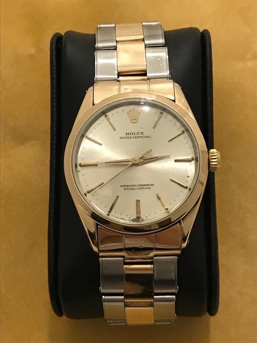 Rolex - Oyster perpetual - 1024 - Unisex - 1960-1969