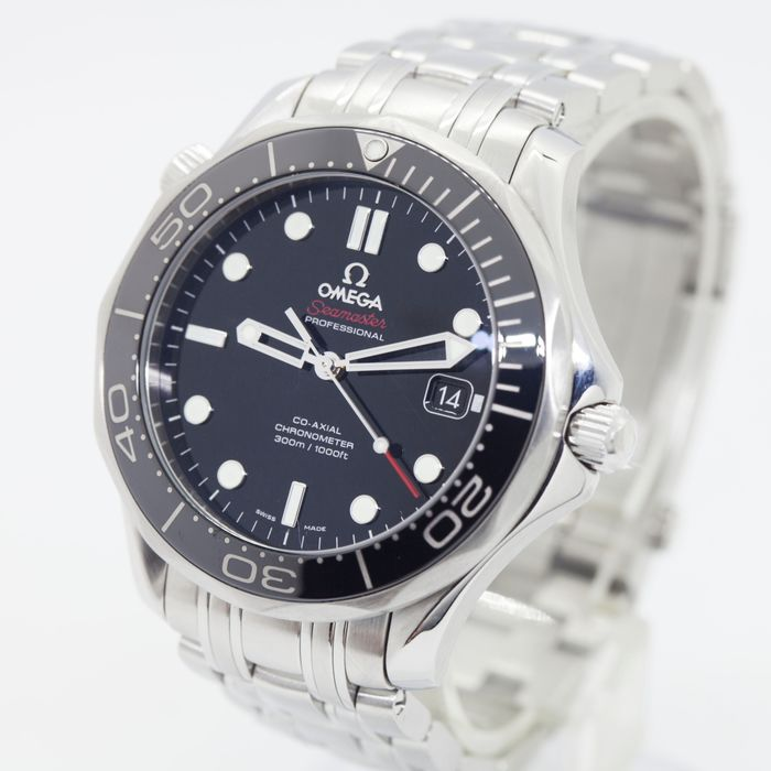 Omega - Seamaster Co-axial 300 - Heren - 2011-heden