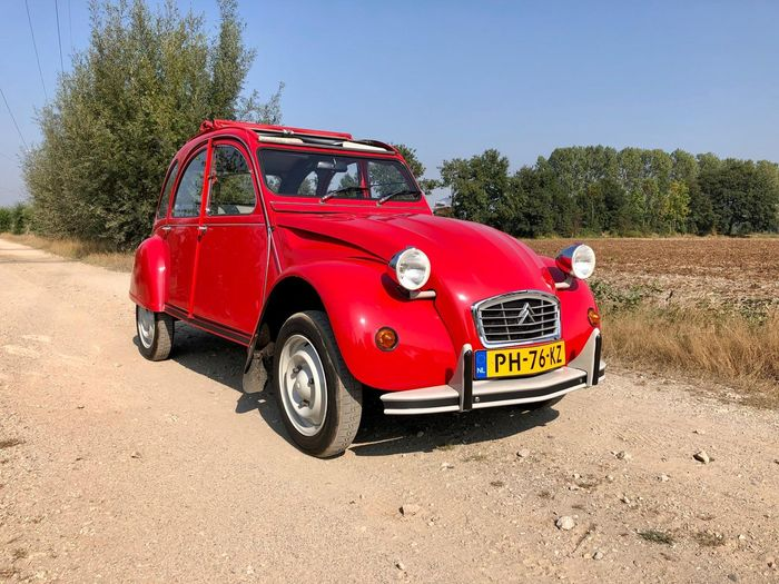 Citroën - 2cv6 Club - 1986