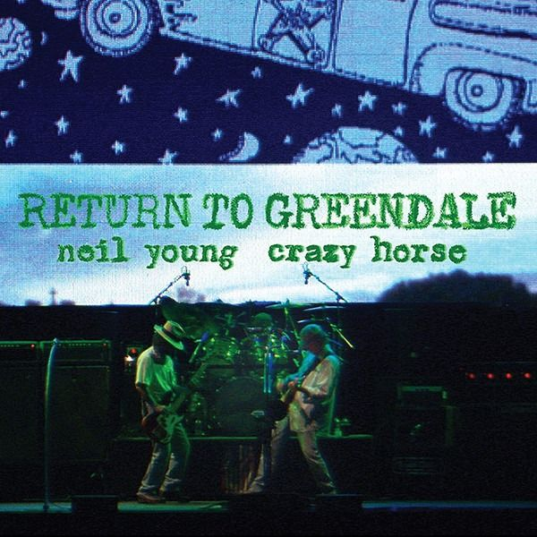 Neil Young - Return To Greendale || Great Deluxe Box Set || Mint & Sealed !!! - Box set, Deluxe edition - 2020/2020