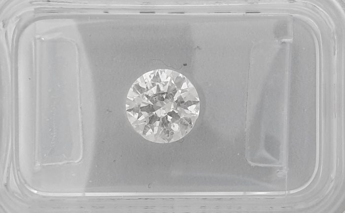 Diamante - 1.00 ct - Brillante - F - SI2