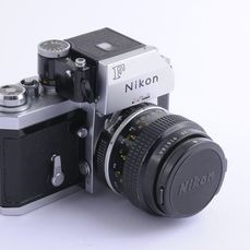 Nikon F Photomic FTn + Micro nikkor 55mm F3.5 Ai