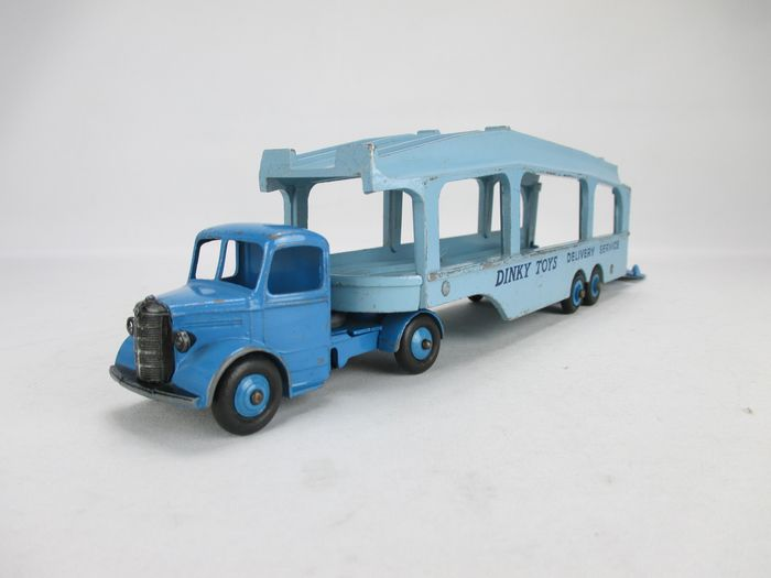 Preview of the first image of Dinky Toys - 1:50 - 982 Supertoys - Bedford Pullmore Car Transporter.