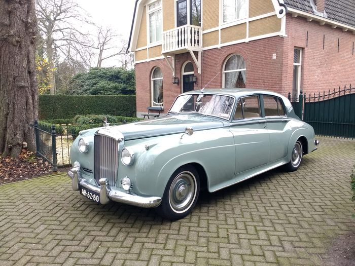 Bentley - S2- Saloon - 1961