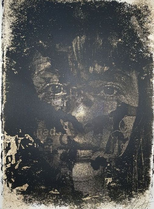 Preview of the first image of Vhils (1987) - Oxymoron.