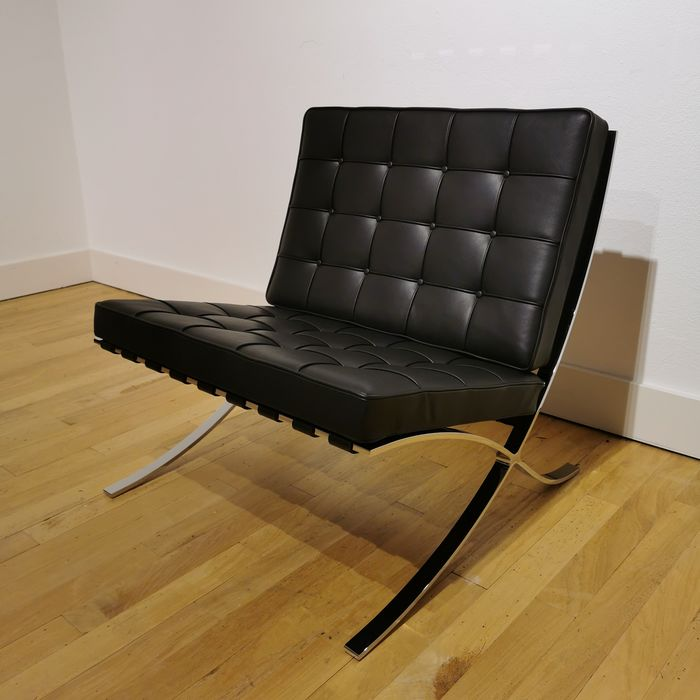 Ludwig Mies van der Rohe - Knoll - Chaise (1) - Fauteuil Barcelona