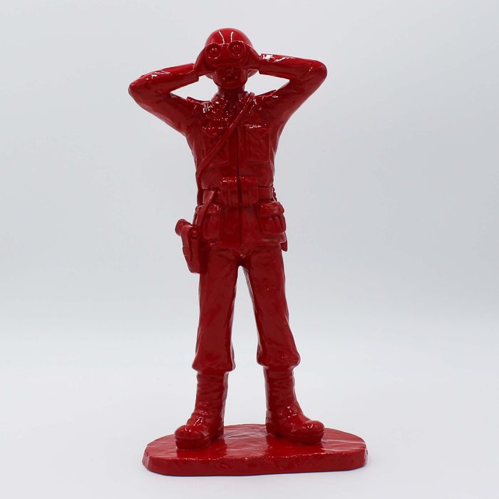 Alessandro Padovan - Soldiers (red)