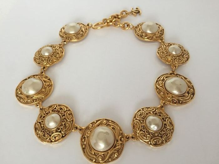 Chanel - Collier