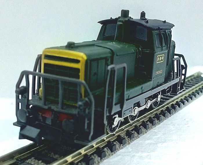 Preview of the first image of Atlas N - 2195 - Diesel locomotive - Serie 26 - ABR.