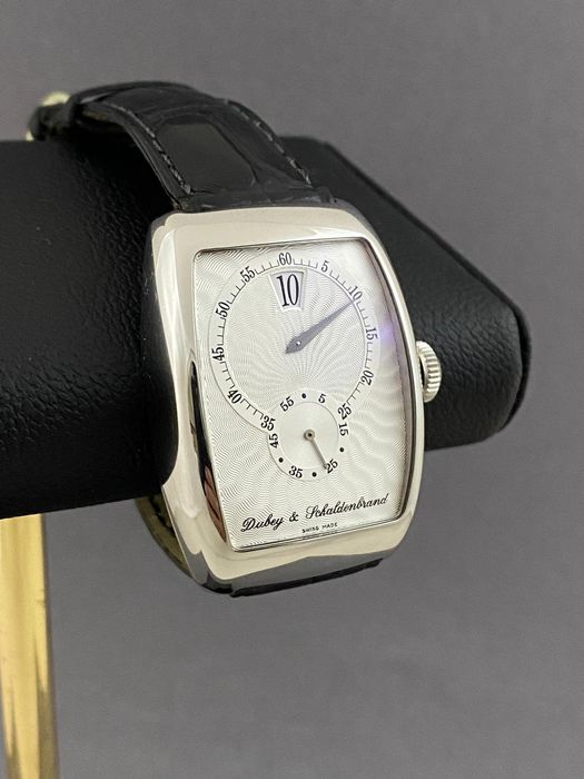 Dubey & Schaldenbrand - Jump Hour Limited Edition - 2000 Ds Aerodyn - Hombre - 2011 - actualidad