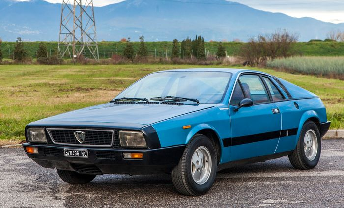 """Preview of the first image of Lancia - Beta Montecarlo Mk1 """"No Reserve"""" - 1977."""