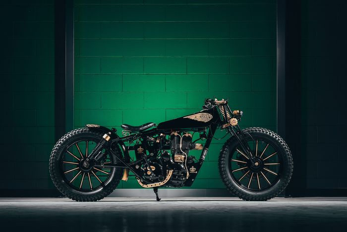 """Image 3 of Royal Enfield - Bullet - """"Born to fly"""" - 500 cc - 2008"""