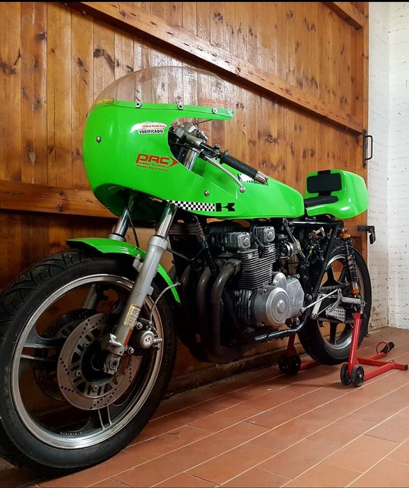 Preview of the first image of Kawasaki - KZ550 - 1982.