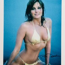 Bo Derek - Autograph, Photogrph, Signed, with Coa