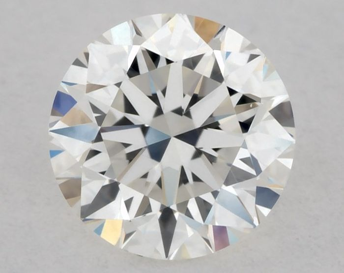 Diamond - 0.31 ct - Brilliant - G - VVS1, EX/EX/EX | IGI | Free Shipping