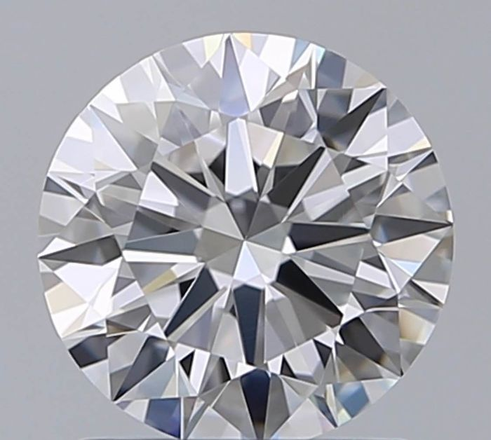 1 pcs Diamond - 1.14 ct - Brilliant - D (colourless) - IF (flawless)