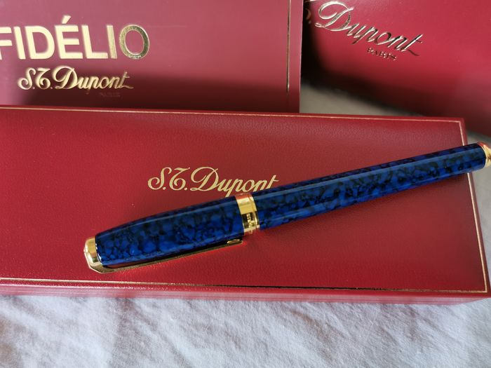 S.T. Dupont - Fountain pen